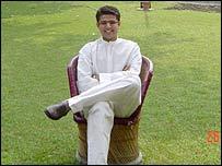 Indian MP Sachin Pilot