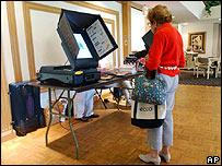Votación en el estado de Florida