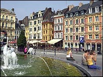 Place General De Gaulle, Lille