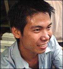 Sokan, sewing machine shop-worker