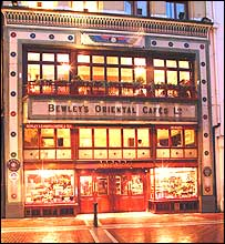 Bewley's in Grafton Street (photo courtesy of Bewley's)