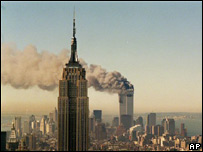 Nueva York, 11 de septiembre de 2001.