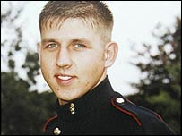Corporal Marc Taylor