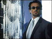 Sylvester Stallone in Get Carter