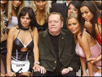 Larry Flynt and friends