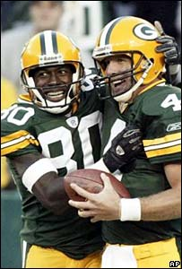 Driver and Favre