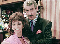 Marlene and Boycie