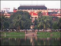 Dalhousie Square, Calcutta, India