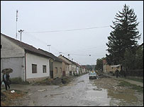 Street scene, Beli Manastir