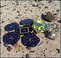 Beagle 2     All rights reserved Beagle 2