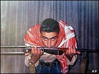 Palestinian suicide bomber Amer al-Fahr