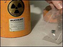 Russian plutonium