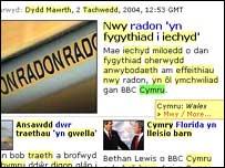 BBC Vocab programme