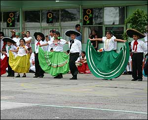 Escuela en M�xico