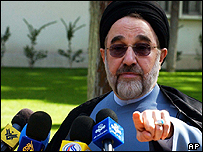Mohammad Khatami