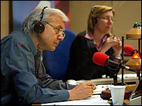 John Humphrys and Sarah Montague on BBC Radio 4's Today programme