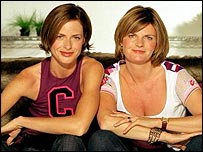Trinny Woodall and Susannah Constantine