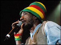 Sizzla's entry to Britain was barred