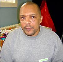 Scott, inmate at Brixton Prison