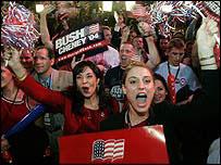 Bush-Cheney campaign