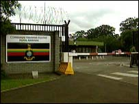 Commando Training Centre, Lympstone