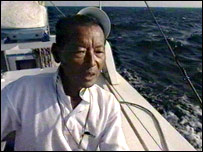 Izumi Ishii, former dolphin hunter