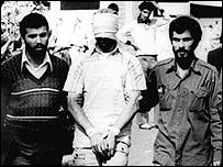 Former hostage-taker Ebrahim Asgharzadeh