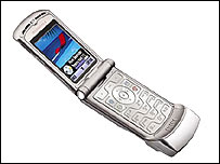 Motorola V3 mobile