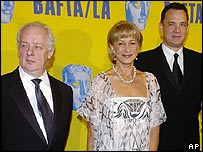 Jim Sheridan, Helen Mirren and Tom Hanks