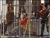 Guzman during his transfer to a high security prison in 1993