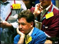Oil trader in New York