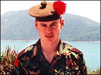 Sgt Stuart Gray