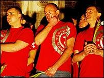 London Gay Men's Chorus members