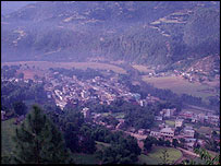 Sandhikharka town