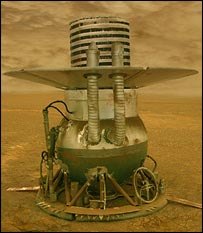 Venus lander