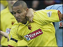 Watford's Danny Webber
