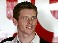 Britain's Anthony Davidson