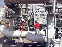 Gas pipelines in Bangladesh