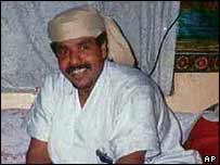 Guantanamo detainee Salim Ahmed Hamdan