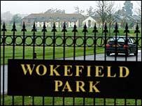 Wokefield Park golf complex