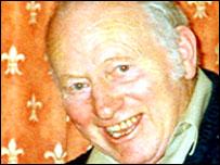 Leslie Charles Matthews, who died in the Ufton Nervet rail