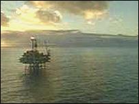 Buchan oil field