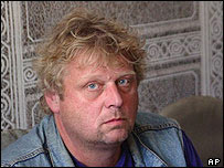 Dutch film maker Theo van Gogh