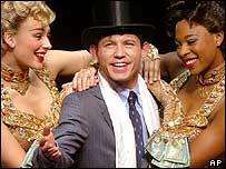 Lee Evans in The Producers