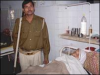 Nankau Prasad Mishra and officer Ram Lal