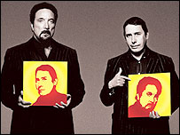 Tom Jones and Jools Holland