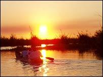 Lac Kinkony (BBC)