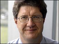 BBC deputy director-general Mark Byford