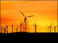 Windfarm, PA