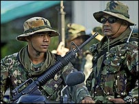 Thai security forces